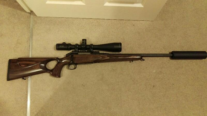 Mauser M12 - Guns & Equipment - Pigeon Watch Forums