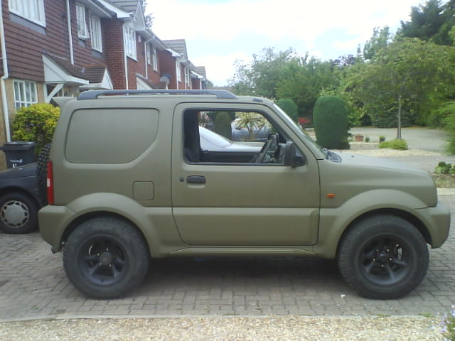 jimny motoring section pigeon watch forums. Black Bedroom Furniture Sets. Home Design Ideas