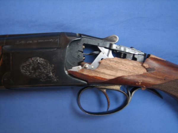I need a stock for a Baikal - Guns & Equipment - Pigeon