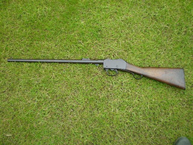 Martini Henry restoration? - Guns & Equipment - Pigeon Watch