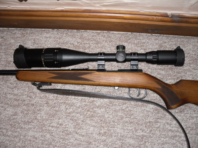 Anschutz 1451  22lr Caliber With Scope - Guns for Sale (Private