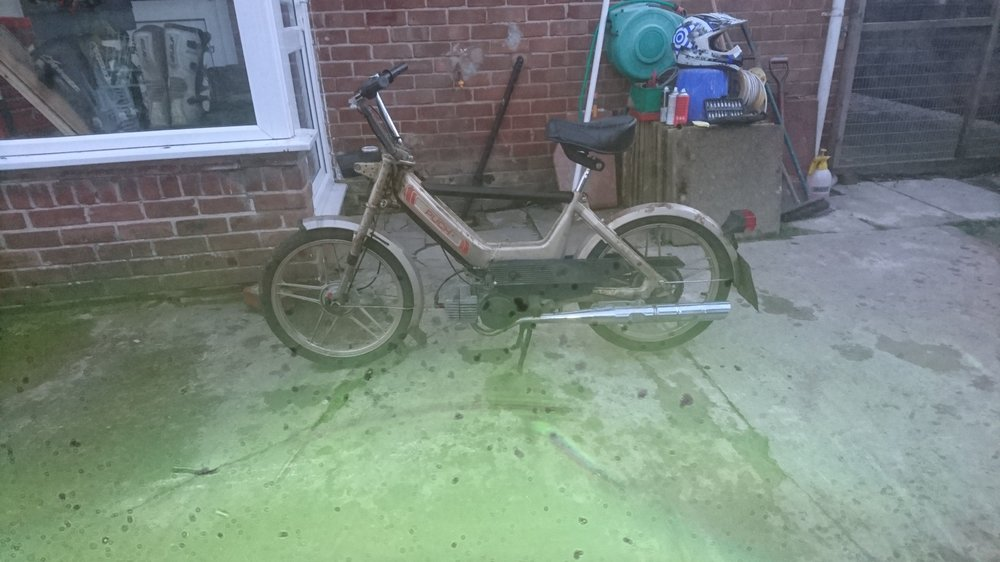 puch maxi tuning,anyone done it  - Motoring Section - Pigeon