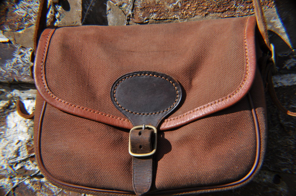 Large Brady Canvas and Leather Cartridge Bag - Other Sales - Pigeon ...